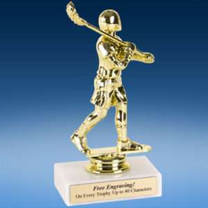 "Lacrosse Econoline Trophy 6""-0"