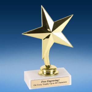 "Star Econoline Trophy 6""-0"