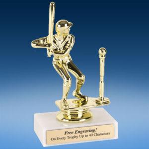 "T-Ball Econoline Trophy 6""-0"