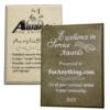 AcrylaStone Plaque