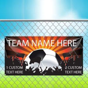 Soccer Banner 1