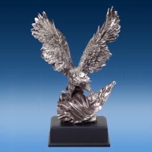 Polished Silver Eagle