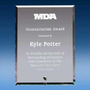 Premium Jade Glass Award-0