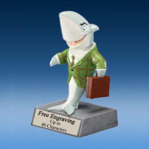 Sales Shark Bobblehead