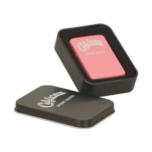 Matte Pink Lighter in Black Tin