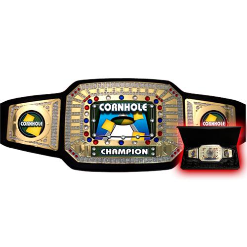 Cornhole Championship Belt