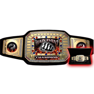 Main Event Championship Belt
