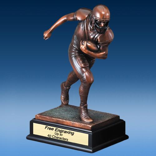Fantasy Football Gallery Resin Sculpture
