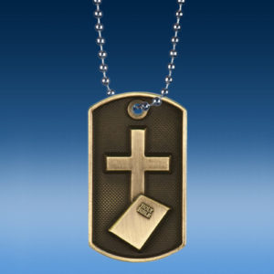 Religious 3D Dogtag Medal-0