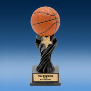 Basketball Tempest Resin