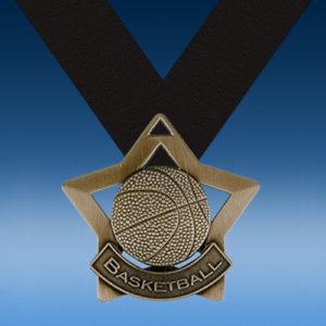 Basketball XS Series Medal-0