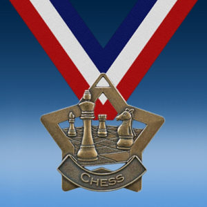 Chess XS Series Medal-0