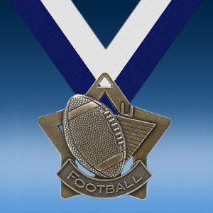 Football XS Series Medal-0