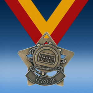 Track XS Series Medal-0
