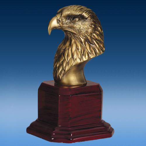 American Plate Eagle Head