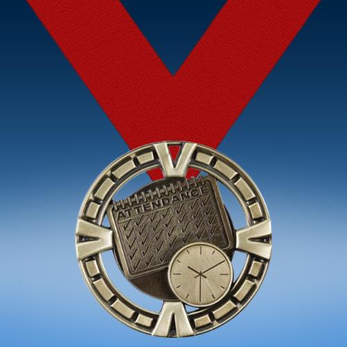 Attendance BG Medal