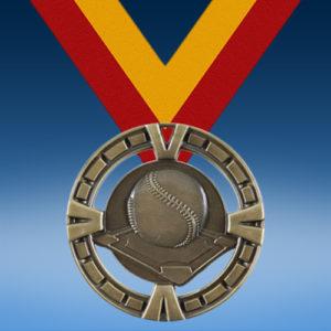 Baseball BG Medal-0