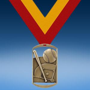 Baseball DT Medal-0