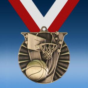 Basketball Victory Series Medal-0
