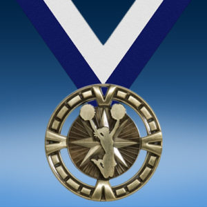 Cheerleading BG Medal-0
