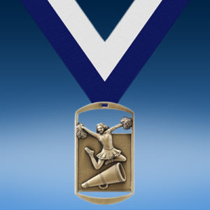 Cheerleading Female DT Medal-0