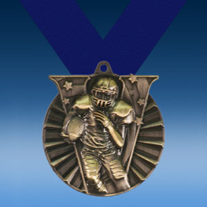 Football Victory Series Medal-0