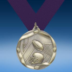 Football Die Cast Medal-0