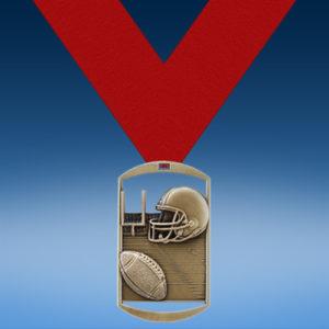 Football DT Medal-0