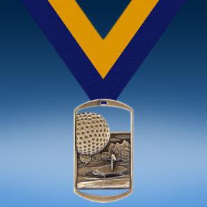 Golf DT Medal-0