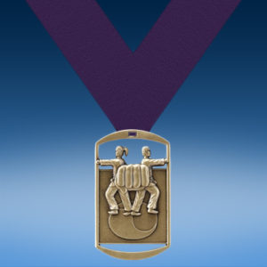 Martial Arts DT Medal-0