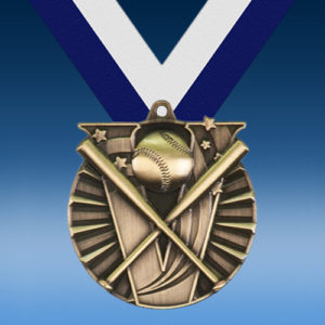 Softball Victory Series Medal-0