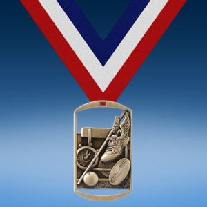 Track & Field DT Medal-0