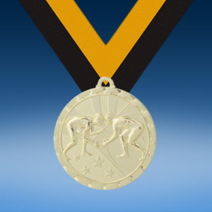 Wrestling GM Brite Medal-0