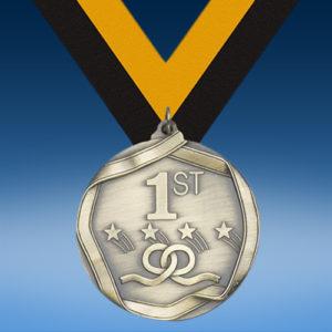 1st Place Die Cast Medal-0