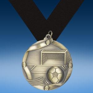 Soccer Die Cast Medal-0