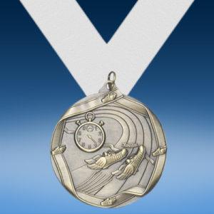Track Die Cast Medal-0