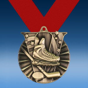 Hockey Victory Series Medal-0