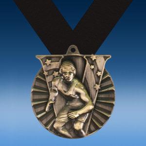 Wrestling Victory Series Medal-0