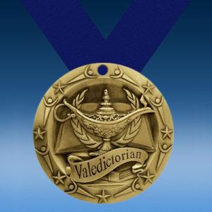 Valedictorian World Class Medallion-0