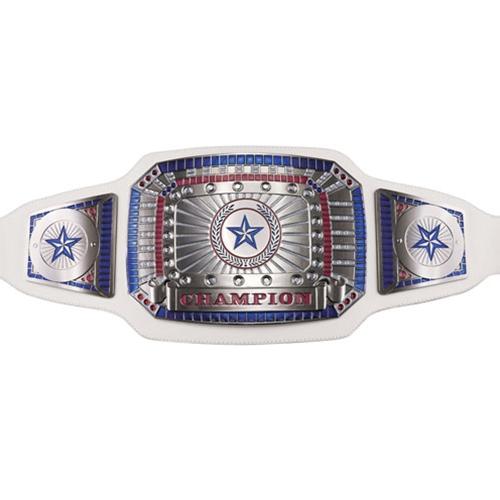 White Championship Belt