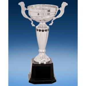 Silver Black Dot Cup
