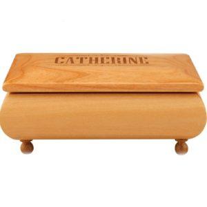 Engravable Alder Gift Box