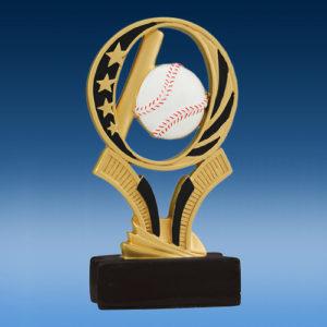 Baseball Midnight Resin Series