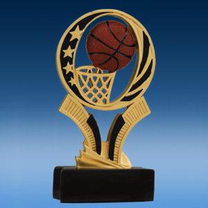 Basketball Midnight Resin Series