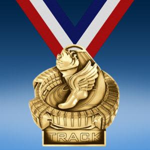 Track Stadium Award Medal
