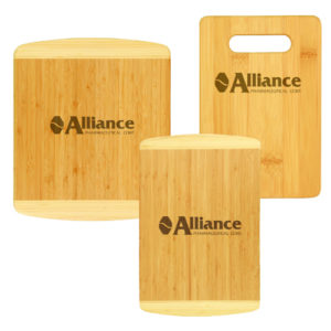 2-Tone Bamboo Cutting Boards