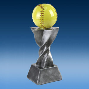 Softball Cyclone Resin