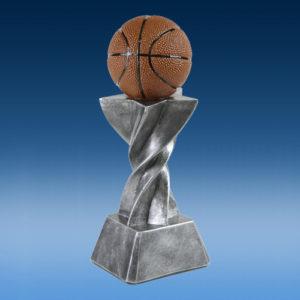 Basketball Cyclone Resin