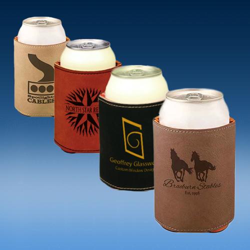 Leatherette Full Bottom Beverage Holder