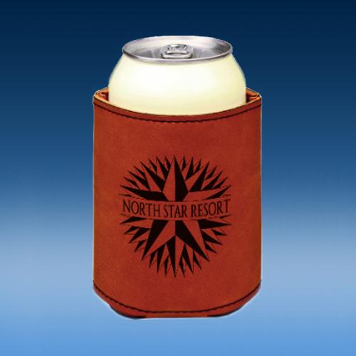 Rawhide Leatherette Full Bottom Beverage Holder